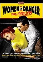 Women In Danger - 1950s Thrillers