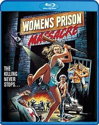 Womens Prison Massacre (BLU-RAY)