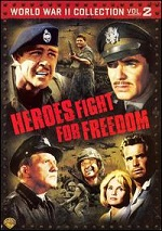 World War II Collection - Vol. 2 - Heroes Fight For Freedom