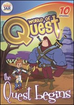 World Of Quest - The Quest Begins
