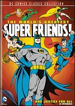 World´s Greatest Super Friends! - And Justice For All