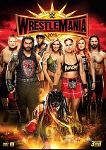 WWE - Wrestlemania 35
