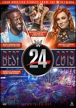 WWE24 - The Best Of 2019