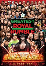 WWE - Greatest Royal Rumble 2018