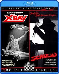 X-Ray / Schizoid (BLU-RAY + DVD)