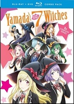 Yamada-kun & The Seven Witches - The Complete Series (DVD + BLU-RAY)