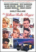 Yellow Rolls-Royce