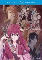 Yona Of The Dawn - Part One (DVD + BLU-RAY)