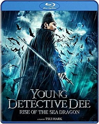 Young Detective Dee: Rise Of The Sea Dragon (BLU-RAY)