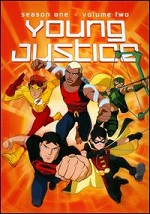 Young Justice - Season One - Vol. 2