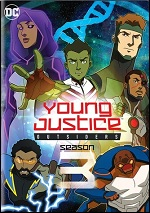 Young Justice - Season 3 - Outsiders