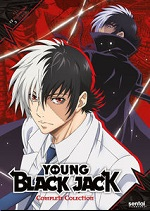 Young Black Jack - The Complete Collection