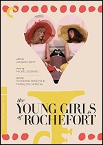 Young Girls Of Rochefort - Criterion Collection