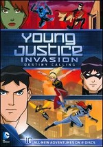 Young Justice - Season 2 - Part 1 - Invasion Destiny Calling