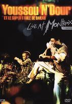 Youssou N'Dour - Et Le Super Etoile De Dakar - Live At Montreux 1989