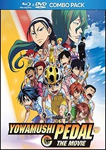 Yowamushi Pedal - The Movie (DVD + BLU-RAY)
