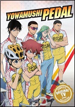 Yowamushi Pedal - The Complete First Season