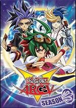 Yu-Gi-Oh! Arc V - Season 3