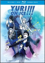 Yuri!!! On Ice - The Complete Series (DVD + BLU-RAY)