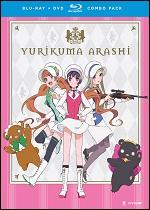 Yurikuma Arashi - The Complete Series (BLU-RAY + DVD)
