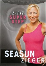 Z-Fit Super Step With Seasun Zieger