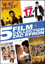 Zac Efron - 5 Film Collection