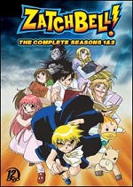 Zatch Bell! - The Complete Seasons 1 & 2