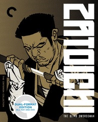 Zatoichi: The Blind Swordsman - Criterion Collection (BLU-RAY + DVD)