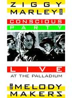 Ziggy Marley & The Melody Makers - Conscious Party Live At The Palladium