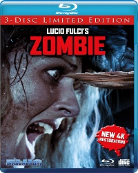 Zombie - Limited Edition (BLU-RAY + CD)