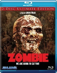 Zombie - Ultimate Edition (BLU-RAY)