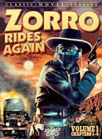 Zorro Rides Again - Volume 1