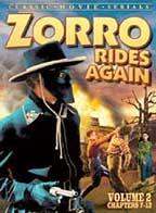 Zorro Rides Again - Volume 2