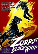 Zorros Black Whip