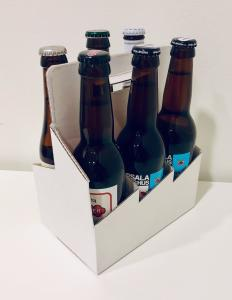 6 Pack öl