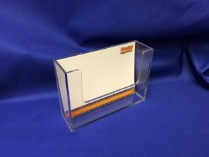A6 liggande broschyrbox