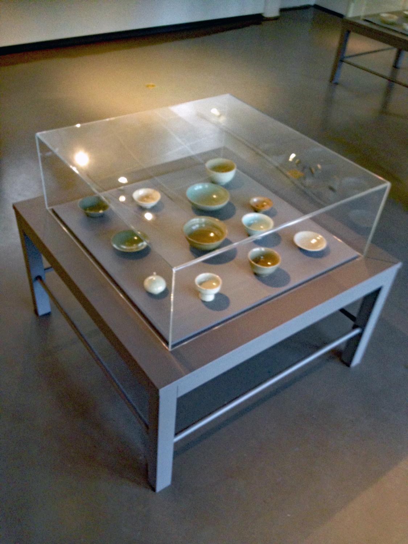 Akryl Box akrylbox-huv 970x970x350 mm i 5 mm tjock akryl