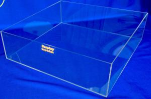 Akrylbox 400x400x116 mm