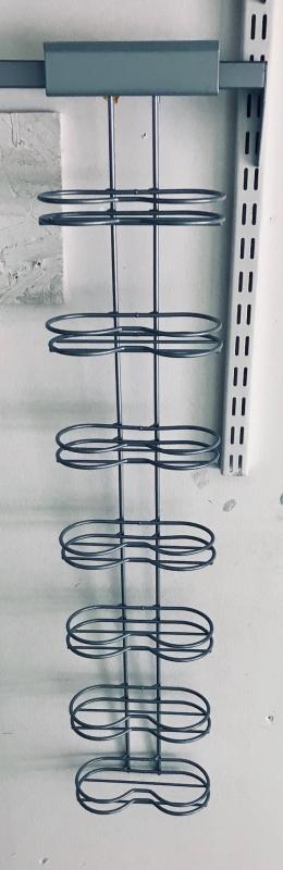 Display glasburkar 65 mm