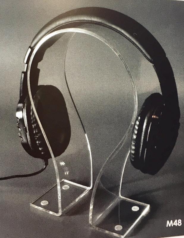 Display hörlurar  B 155 x H 260 mm