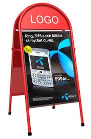 Gatupratare Top sign röd 50x70 cm
