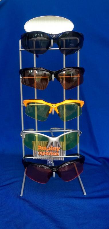 Glasögonställ 420x150x170 mm
