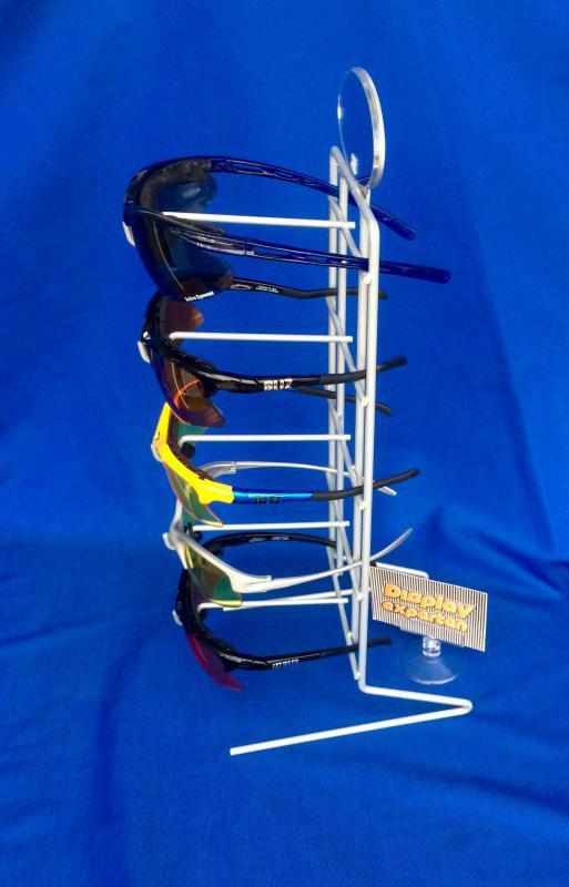 Glasögonställ 5 par glasögon