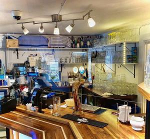 Hostskydd barer, restauranger