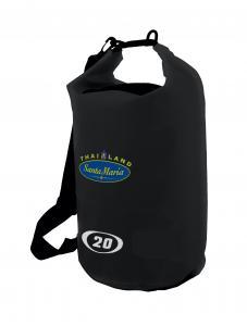 Jutesäck väska med logo tryck