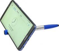 Mobilhållare som penna