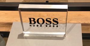 Plexo logo BOSS