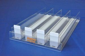 Pusher tråg efter produkten form 450x 400 mm djup
