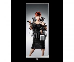 Rollup 60x200 cm med egen design  lev tid 10 arbetsdagar