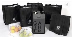 Shopping kassar miljövänliga